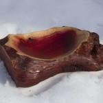 Manzanita Trunk Bowl