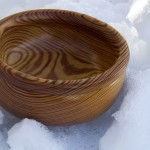 Douglas Fir Historic Beam Bowl