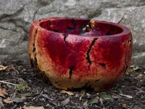 Manzanita Burl Bowl