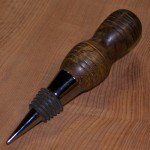 Pheasant Wood Wine Stopper