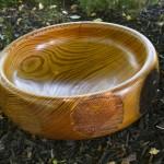 Douglas Fir Reclaimed Beam Bowl
