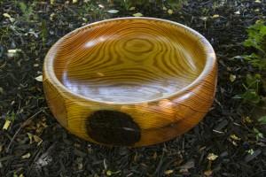 Douglas Fir Historic Beam Bowl