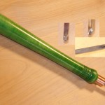 Maple Tool Handle